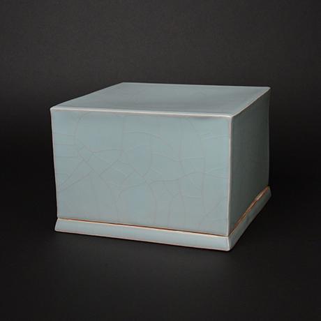 「No.図6 青瓷 箱 / Box, Celadon」の写真 その2