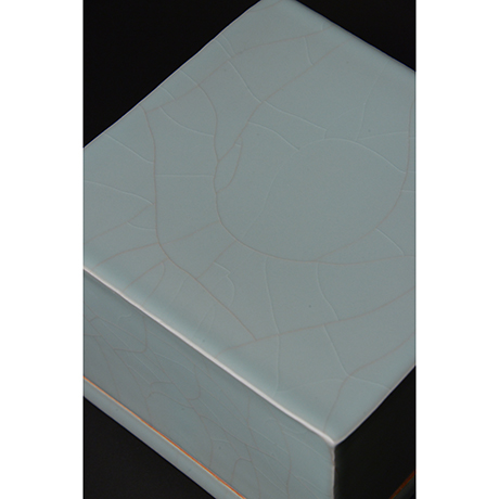 「No.図6 青瓷 箱 / Box, Celadon」の写真 その4
