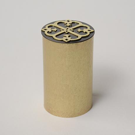 「No. 43 宣徳細茶器  / Chaki, copper」の写真 その1