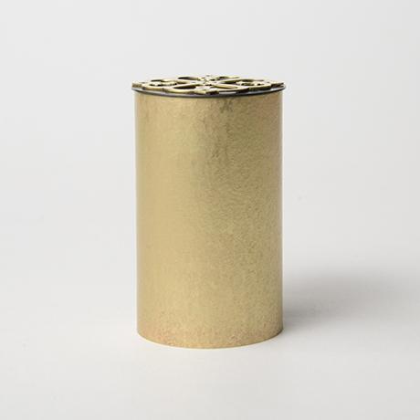 「No. 43 宣徳細茶器  / Chaki, copper」の写真 その2