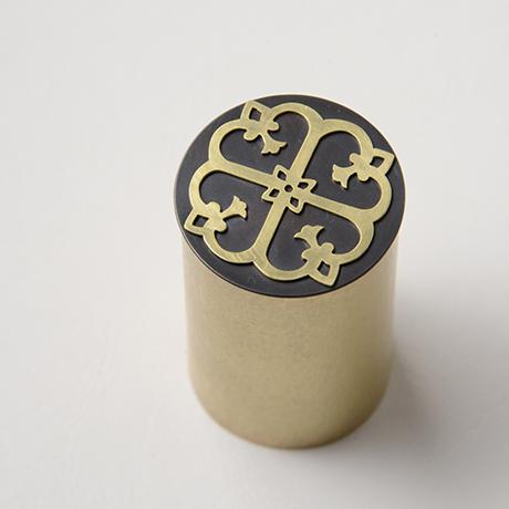 「No. 43 宣徳細茶器  / Chaki, copper」の写真 その3