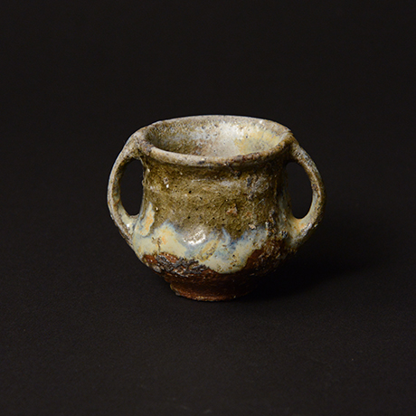 「No.47 双耳盃 Sake Cup with handles」の写真 その1