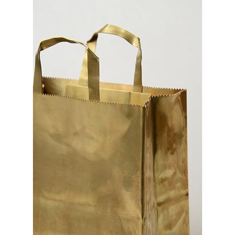 """「No. 48 真鍮  '紙袋' / """"Paper bag"""", brass」の写真 その6"""