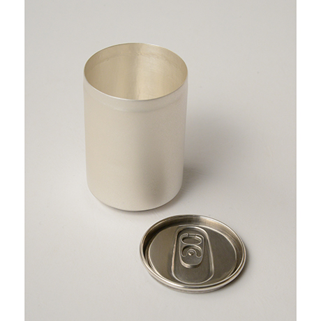 「No. 49 紙袋茶箱  / Tea set, silver」の写真 その4