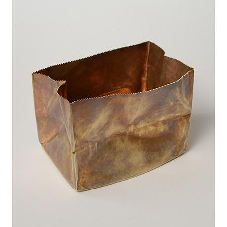 「No. 49 紙袋茶箱  / Tea set, silver」の写真 その9