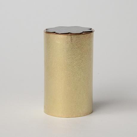 「No.54 (DM4) 宣徳細茶器  / Chaki, copper」の写真 その2
