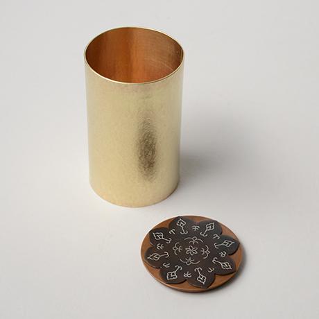 「No.54 (DM4) 宣徳細茶器  / Chaki, copper」の写真 その4