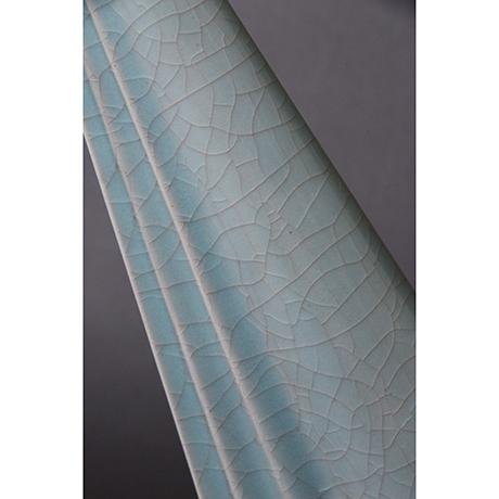 「No.図4 青瓷 光 / Object 'Ray',  Celadon」の写真 その5