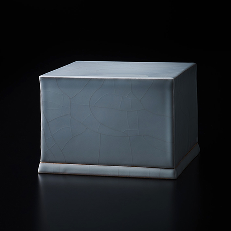 「No.図6 青瓷 箱 / Box, Celadon」の写真 その1