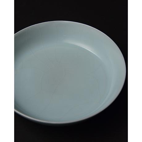 「No.図8 青瓷 洗 / Basin, Celadon」の写真 その3