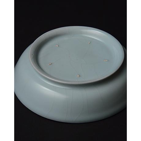 「No.図8 青瓷 洗 / Basin, Celadon」の写真 その4