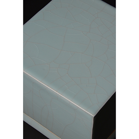 「No.図7 青瓷 箱 / Box, Celadon」の写真 その4