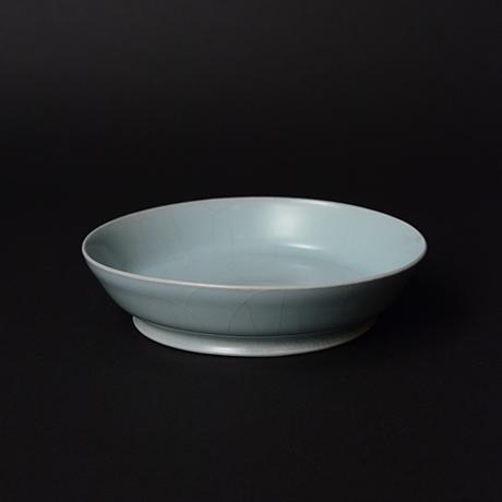 「No.図9 青瓷 洗 / Basin, Celadon」の写真 その2
