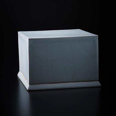 「No.図7 青瓷 箱 / Box, Celadon」の写真 その1