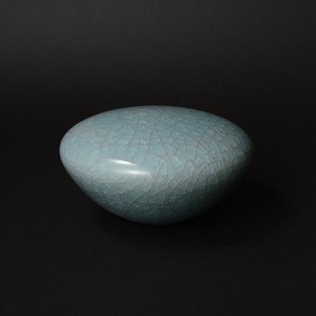 「No.J 青瓷 宙 / Object 'Space', Celadon」の写真 その1