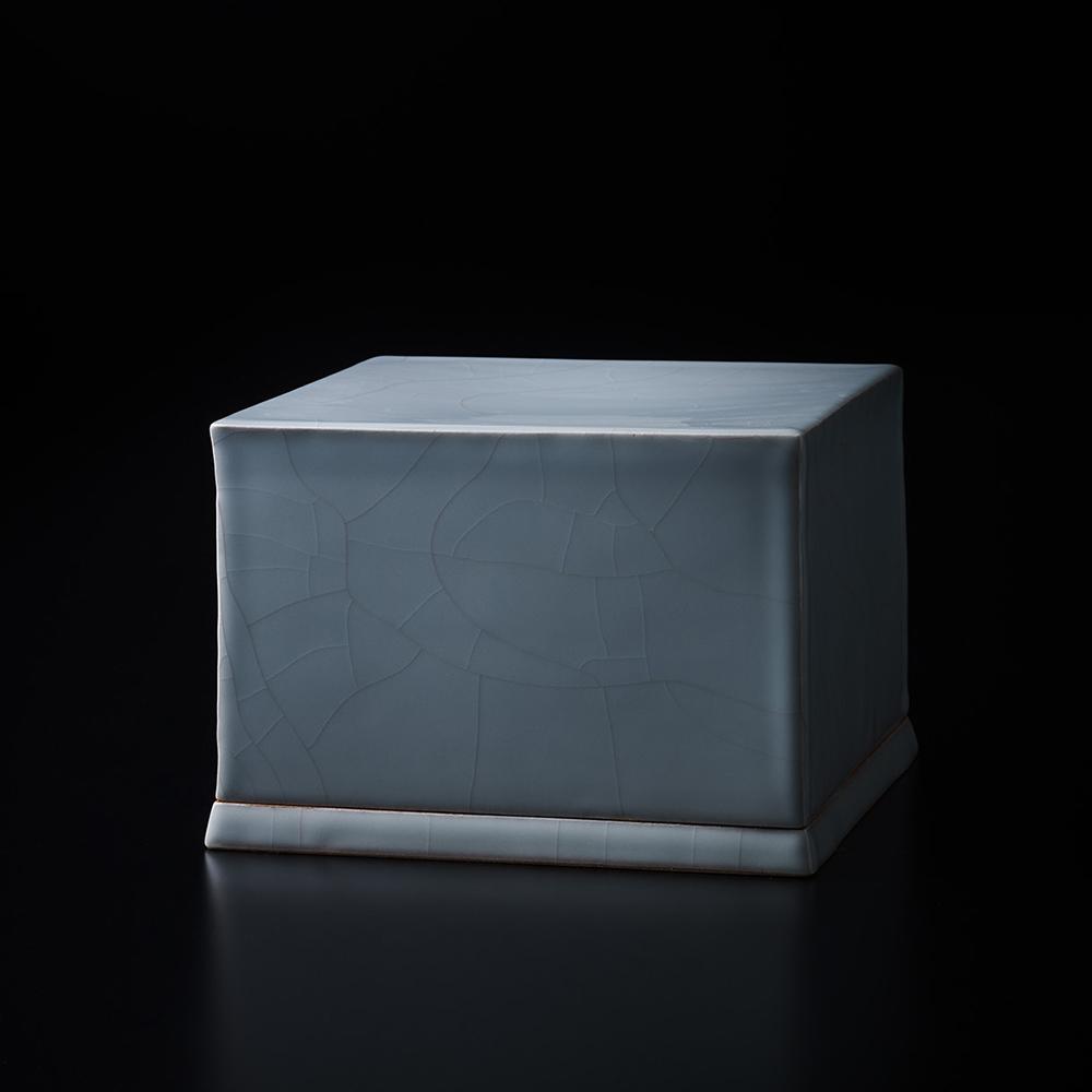 「No.6 青瓷 箱 / Box, Celadon」の写真 その1