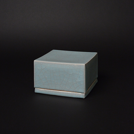 「No.P 青瓷 箱 / Box, Celadon」の写真 その1