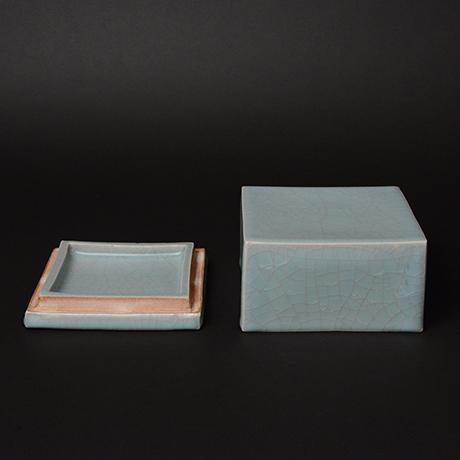 「No.P 青瓷 箱 / Box, Celadon」の写真 その2