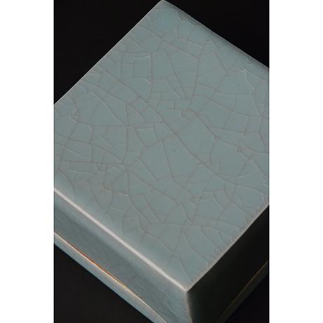 「No.P 青瓷 箱 / Box, Celadon」の写真 その3