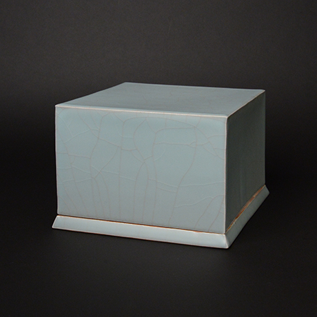 「No.図7 青瓷 箱 / Box, Celadon」の写真 その2