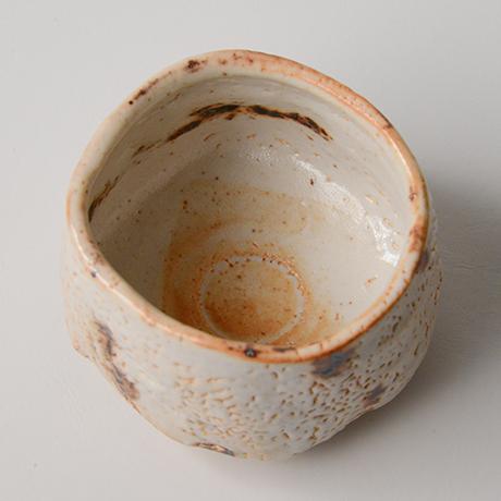 「HP19 鈴木都 志野茶碗 / SUZUKI Shu Chawan, Shino」の写真 その3