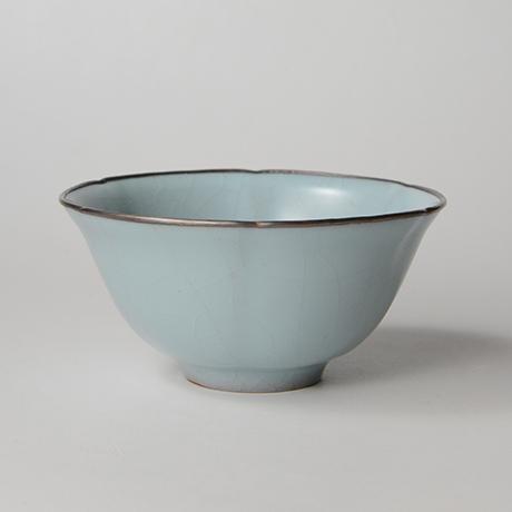 「HP1伊藤秀人青瓷茶碗 / ITO Hidehito Chawan, Celadon」の写真 その1