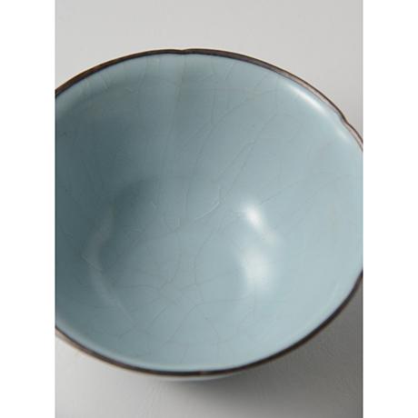 「HP1伊藤秀人青瓷茶碗 / ITO Hidehito Chawan, Celadon」の写真 その5