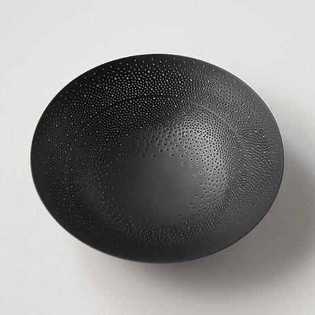 「HP28 新里明士 黒光碗 / NIISATO Akio Chawan」の写真 その3
