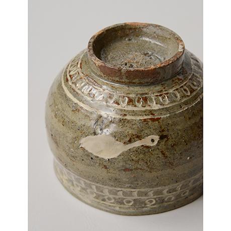 「HP15 菊池克 鴻鵠茶碗 / KIKUCHI Katsu Chawan, Bird motif」の写真 その5