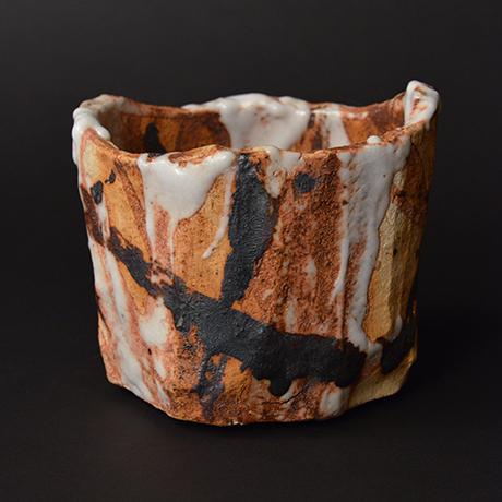 "「No.2 志野茶碗  銘「天草」 / Tea bowl, Shino ""AMAKUSA""」の写真 その2"