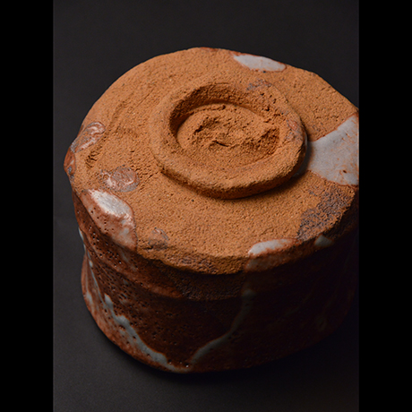 "「No.22 赤志野茶碗  銘「慈島」 / Tea bowl, Aka-Shino ""ITSUKUSHIMA""」の写真 その7"
