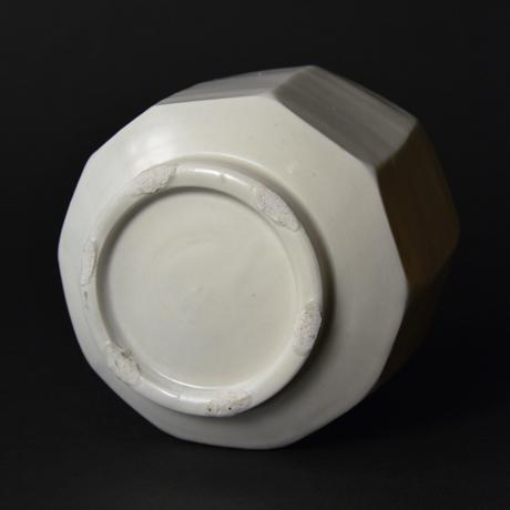 「No.24 白磁面取り壷 / Vase, White porcelain」の写真 その5