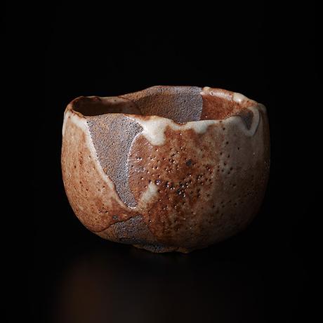 """「No.4 茜志野茶碗 銘「苺月」/ Tea bowl, Akane-Shino """"ICHIGO TSUKI""""」の写真 その1"""