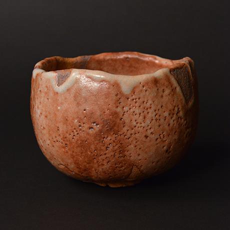 """「No.4 茜志野茶碗 銘「苺月」/ Tea bowl, Akane-Shino """"ICHIGO TSUKI""""」の写真 その3"""