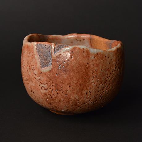 """「No.4 茜志野茶碗 銘「苺月」/ Tea bowl, Akane-Shino """"ICHIGO TSUKI""""」の写真 その4"""