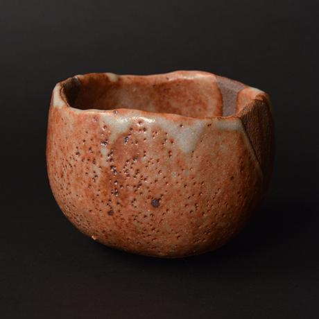 """「No.4 茜志野茶碗 銘「苺月」/ Tea bowl, Akane-Shino """"ICHIGO TSUKI""""」の写真 その5"""