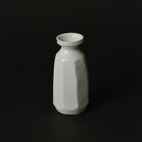 「No.41-3 白磁乳瓶 / Milk bottle, White porcelain」の写真 その1