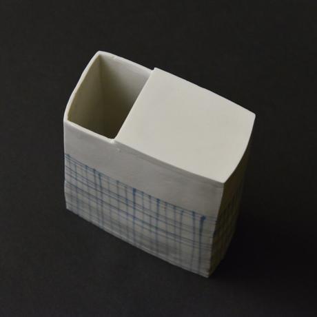 「No.48-3 酒注ぎ  角 / Sake vessel, Sometsuke」の写真 その3