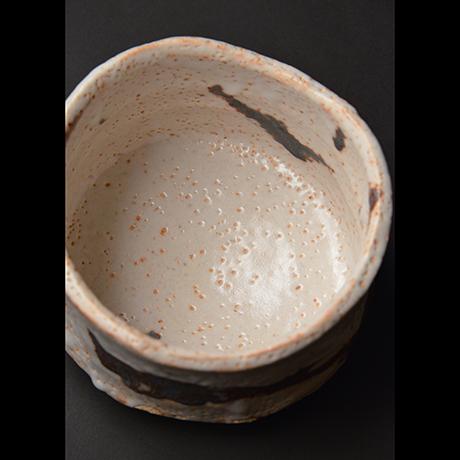 """「No.5 志野茶碗  銘「不知火」 / Tea bowl, Shino """"SHIRANUI""""」の写真 その6"""