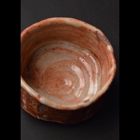 """「No.6 茜志野茶碗  銘「赤獅子」 / Tea bowl, Akane-Shino """"AKASHISHI""""」の写真 その6"""