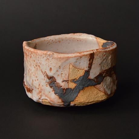 「No.7 志野茶碗  / Tea bowl, Shino」の写真 その5