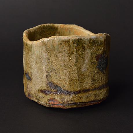 """「No.8 黄瀬戸茶碗 銘「月砂漠」/ Tea bowl, Kiseto """"TSUKI SABAKU""""」の写真 その5"""