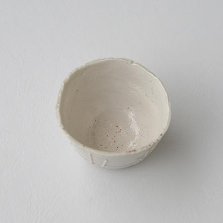 「No.4 八木一夫 白瓷盃 / YAGI Kazuo Sake cup, white porcelain」の写真 その6