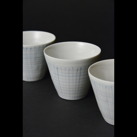 「No.18-3 ソバ猪口 六 / A set of 6 cups」の写真 その2