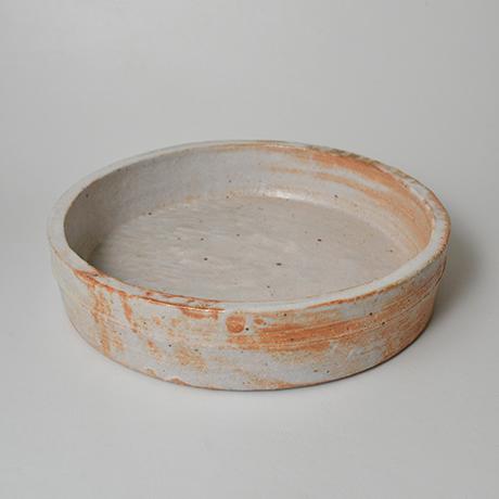「No.21 志野銅羅鉢 / Basin, Shino」の写真 その2
