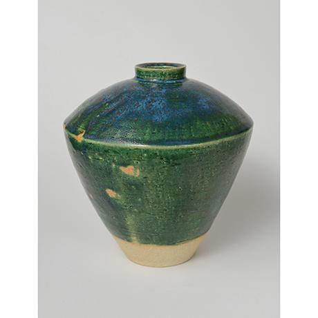 「No.57 織部壷 / Vessel, Oribe」の写真 その2