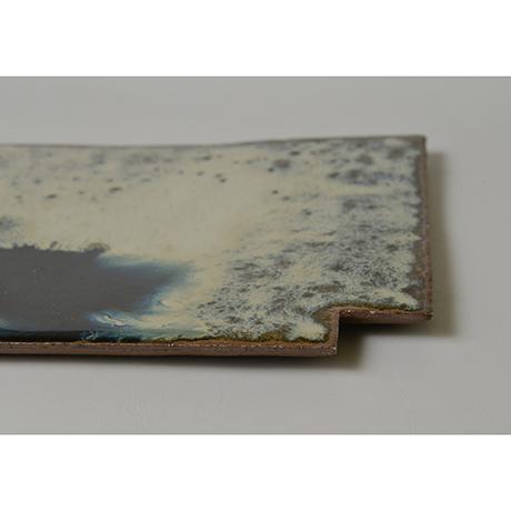 「No.67 朝鮮唐津陶板 Platter, Chosen-karatsu」の写真 その3