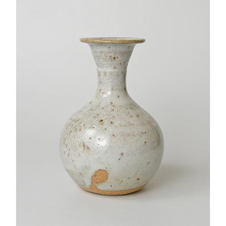 「No.9 中里無庵 斑唐津花生 / NAKAZATO Muan Vase, Madara-karatsu」の写真 その2