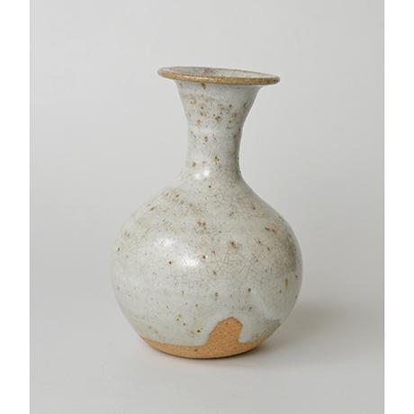 「No.9 中里無庵 斑唐津花生 / NAKAZATO Muan Vase, Madara-karatsu」の写真 その3
