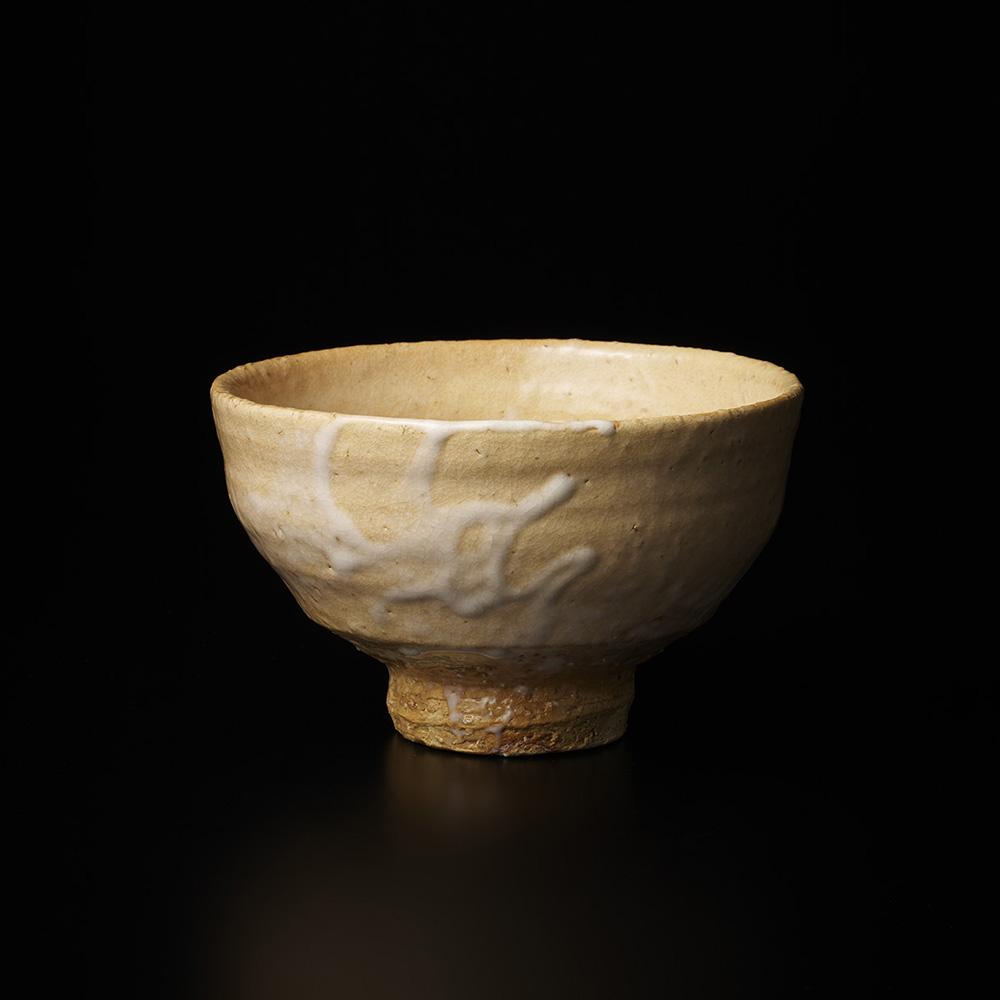 「No.10 三輪休和 萩茶盌 / MIWA Kyuwa Tea bowl, Hagi ware」の写真 その1